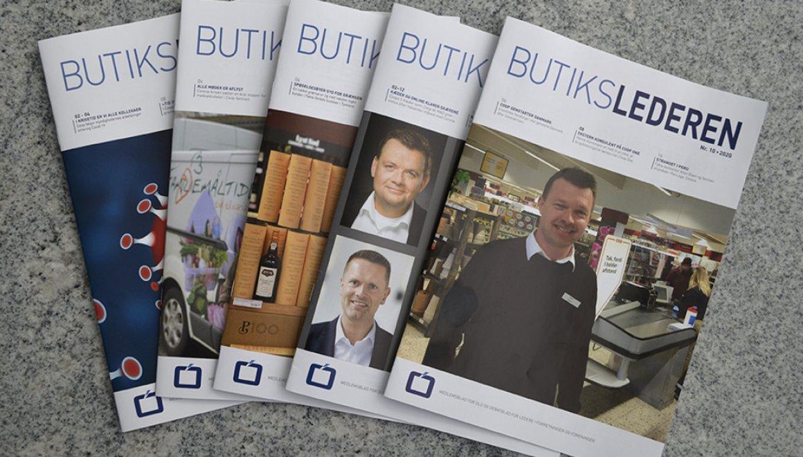 GigantPrint - Hæderkronet medlemsblad valgte Rosendahls til annoncesalg og tryk