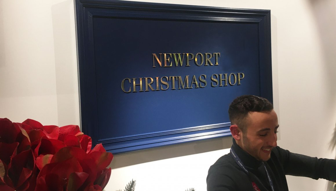 GigantPrint - Popup-butikk - Newport