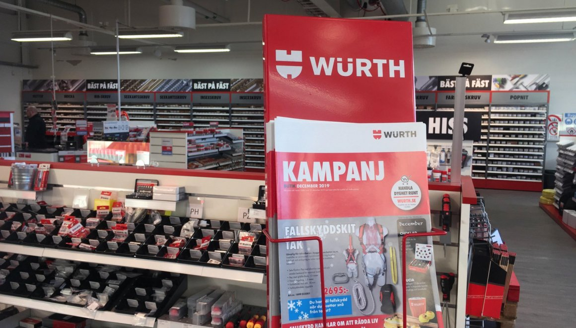 GigantPrint - Würth