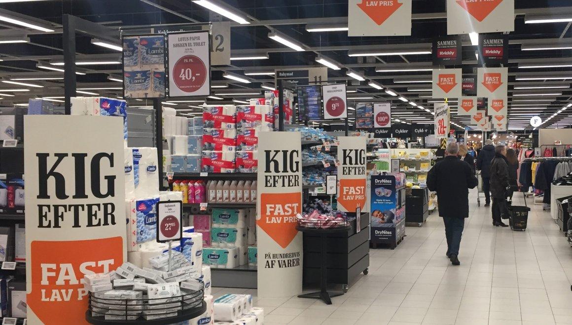 GigantPrint - Skarpt udtryk på tværs af 1.200 butikker