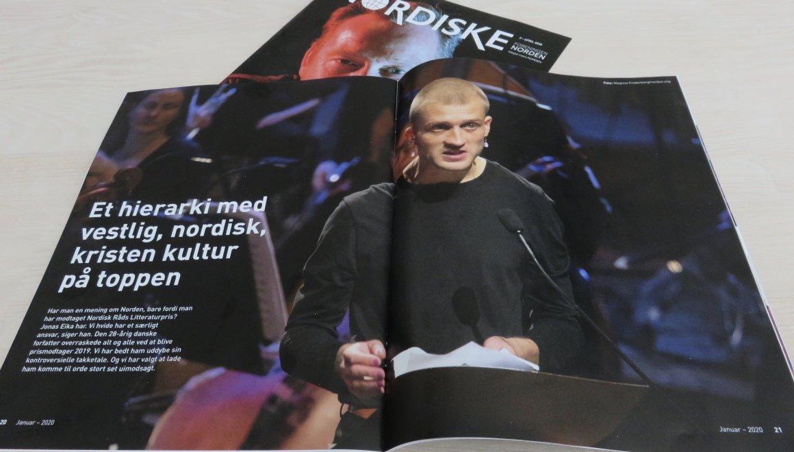 GigantPrint - Formidabelt redesign af magasinet NORDISKE